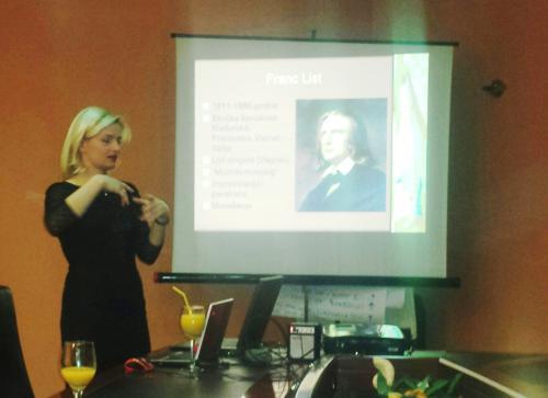 Vedrana Stojić predavanje 2015