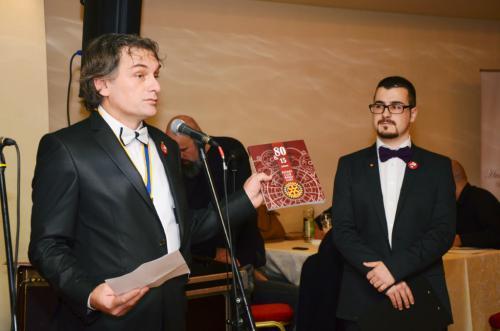 Rotary bal 2014