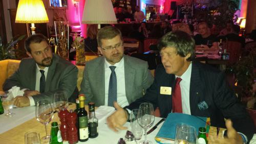 Posjeta guvernera Heinz O. Schwarzl 2014