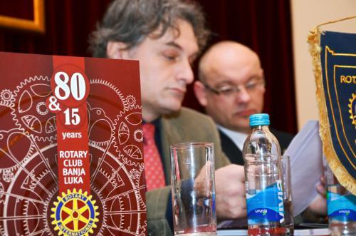 Promocija Rotary monografije 2014