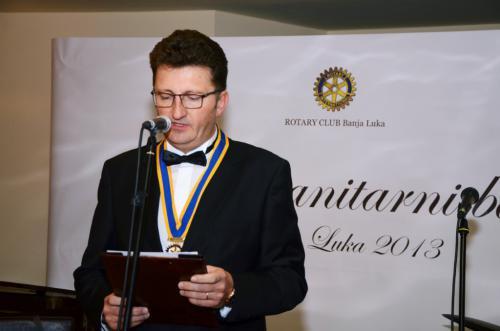 Rotary bal 2013