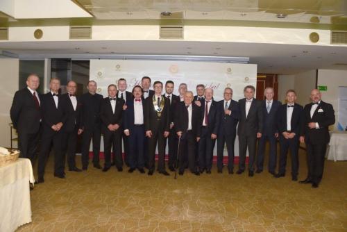 Rotary bal 2018